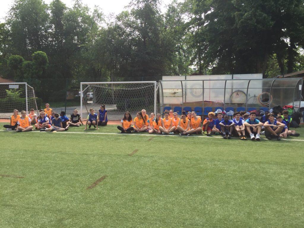 scuola di football Hogs Reggio Emilia