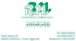 Rm sponsor Hogs Reggio Emilia