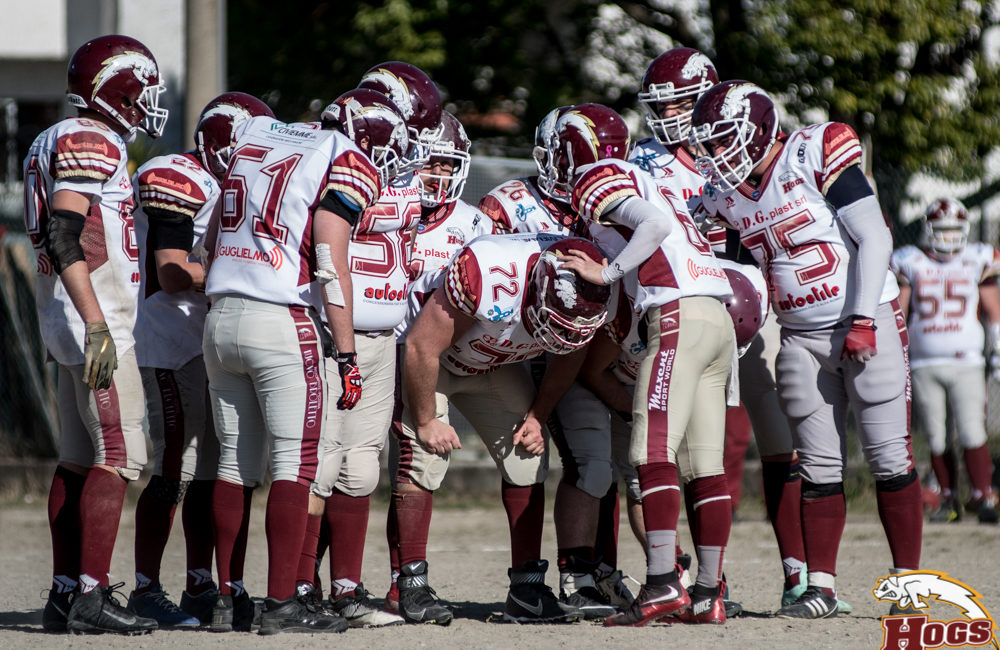 Huddle offense